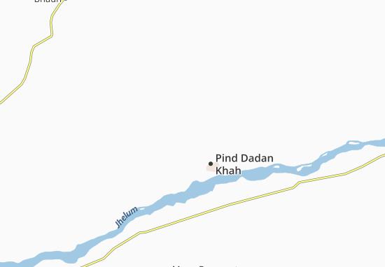 Mapas-Planos Khewra