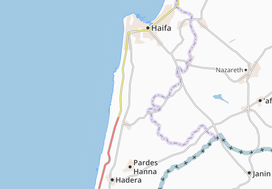 Mapas-Planos Kerem Maharal