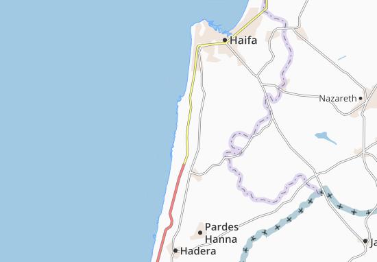 Zerufa Map