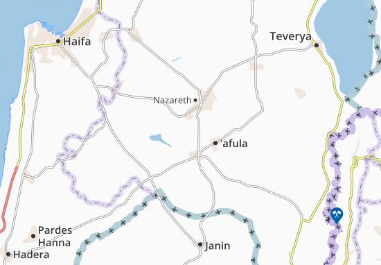 Mapas-Planos Mizra'