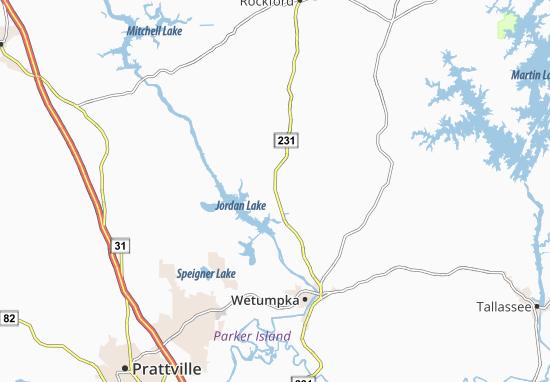 Titus Map