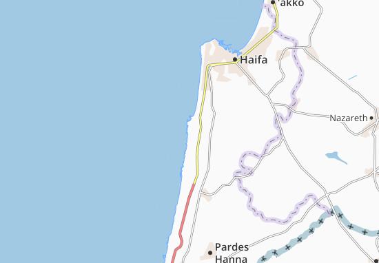 Mapas-Planos Newe Yam