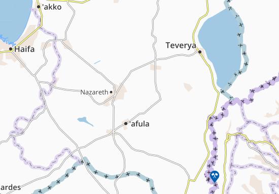 Mappe-Piantine Dabburiya