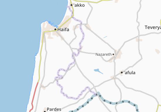 Mapas-Planos Sede Ya'Aqov