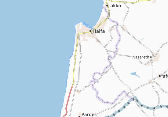 Mapas-Planos Nir 'Ezyon