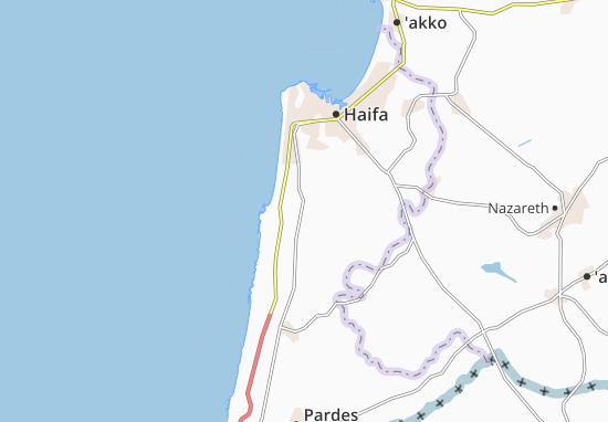 Mapas-Planos 'En Hod