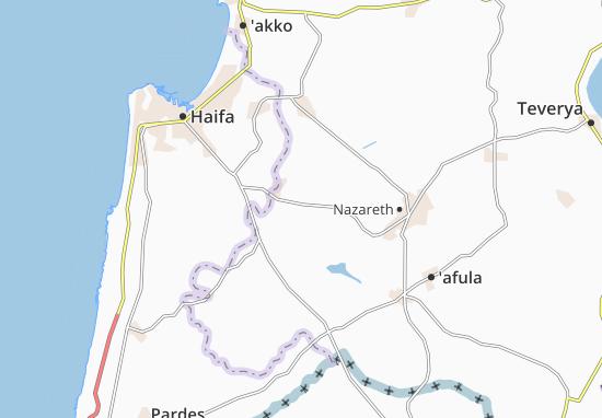 Mapas-Planos Ramat Yishay