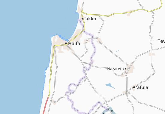Kaart Plattegrond Rekhasim