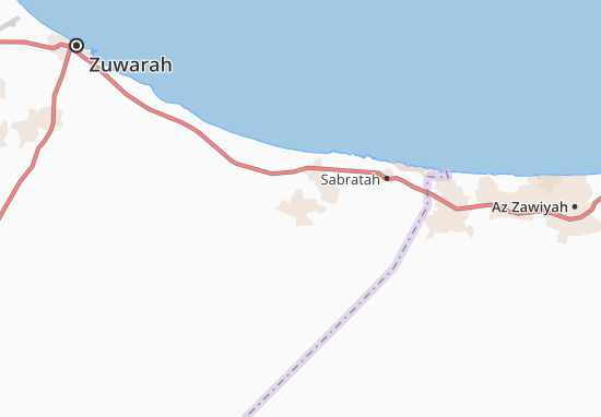 Carte-Plan Al Ajaylat