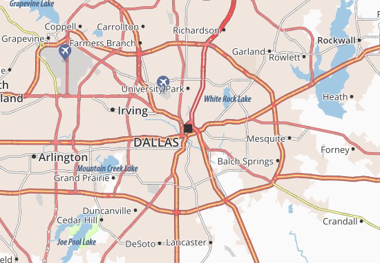 carte dallas - Image