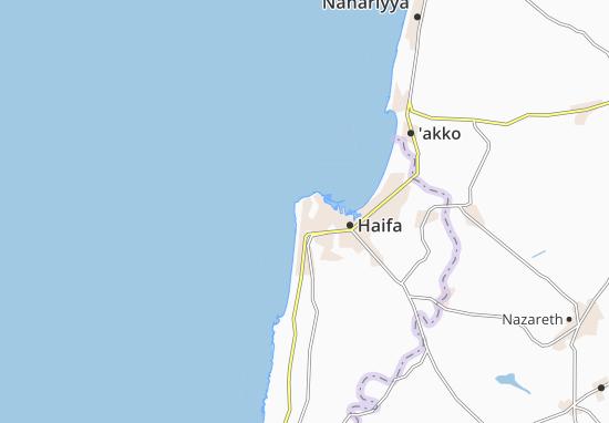 Sha'Ar Ha'Aliya Map