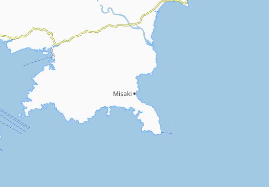 Misaki Map