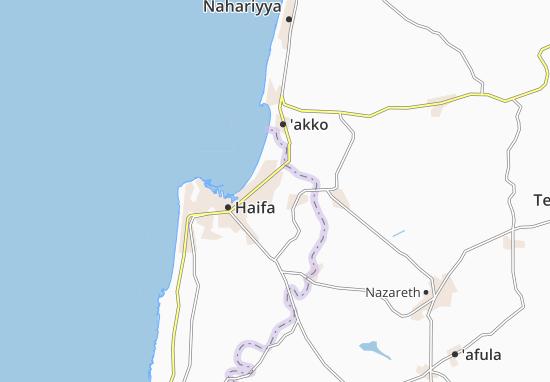 Kefar Bialik Map