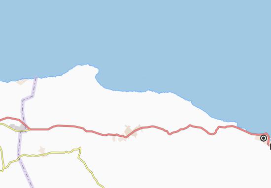 Carte-Plan Shati Wadi Murqus
