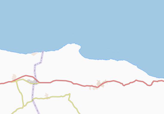Mapa Plano Suau-Zab-Yakumu