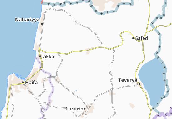 Eshhar Map