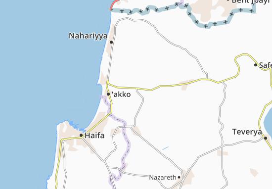 Yavor Map