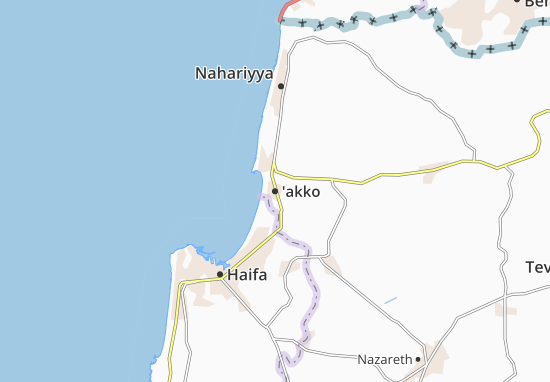 Mappe-Piantine 'akko