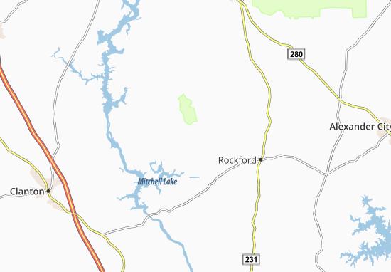 Moriah Map