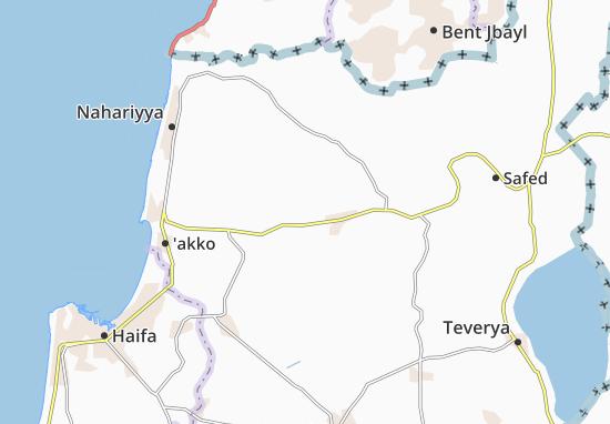 Bi'Na Map