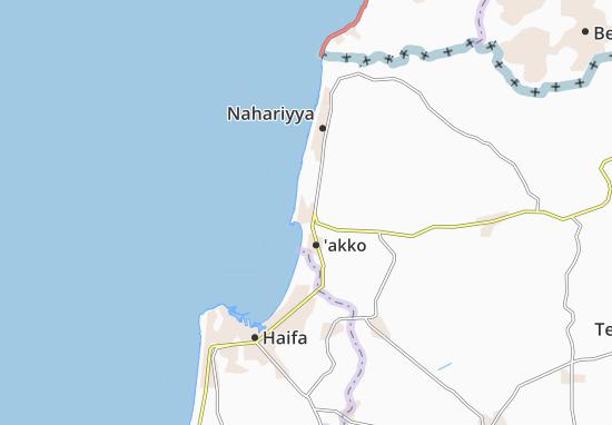 Bustan Map