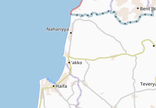 Mappe-Piantine El Makr