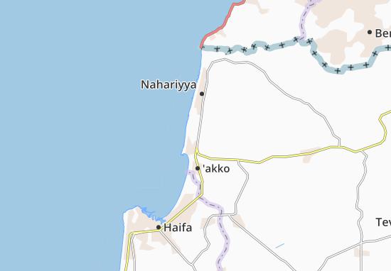 Shamerat Map