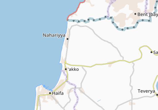 Mapas-Planos Kafir Yasif