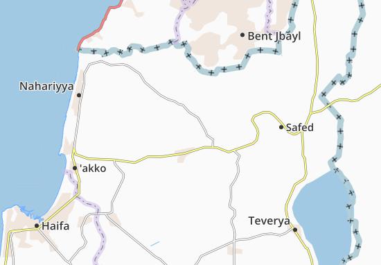 Mapas-Planos Harashim