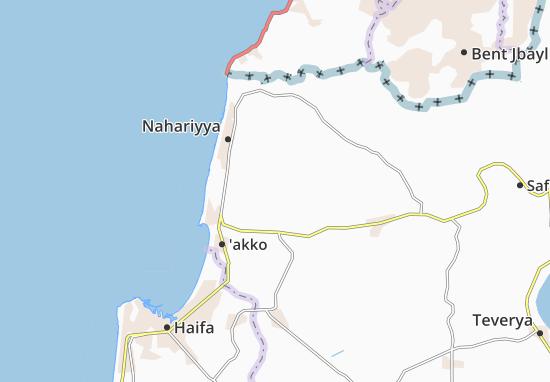 Mapas-Planos Abu Sinan