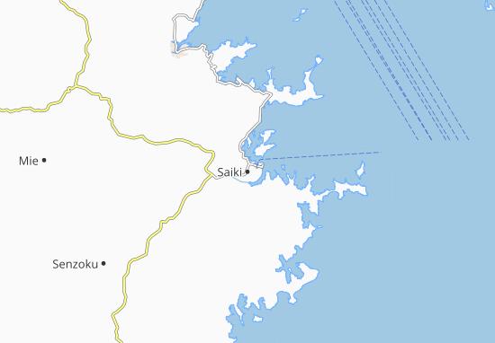 Mapas-Planos Saiki