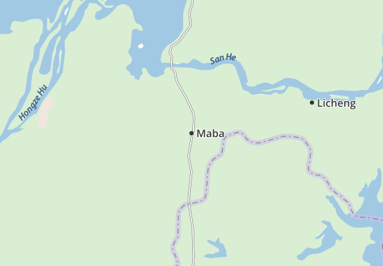 Maba Map