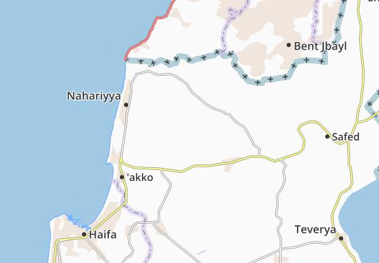 Kaart Plattegrond Jatt