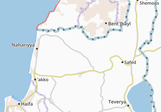 Intisar Map