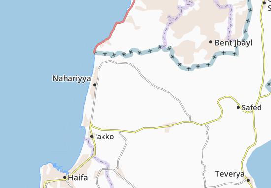 Mapas-Planos Yehi'Am