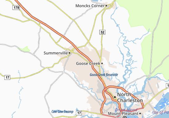 Ladson Map