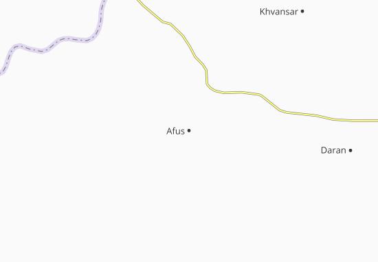 Mapas-Planos Afus