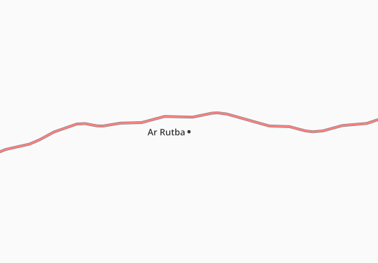 Ar Rutba Map