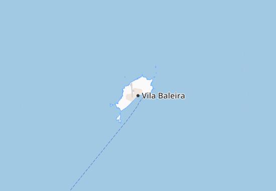 Vila Baleira Map