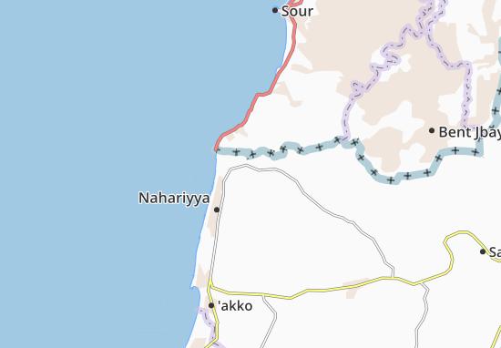 Mazzuva Map