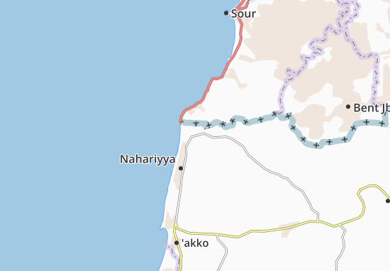 Kaart Plattegrond Bezet
