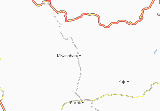 Miyanoharu Map