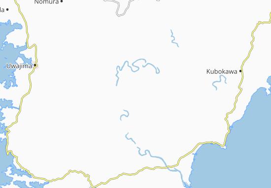 Fujinokawa Map