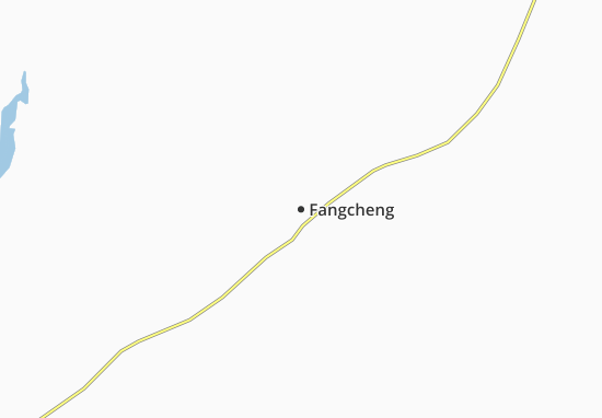 Mapas-Planos Fangcheng