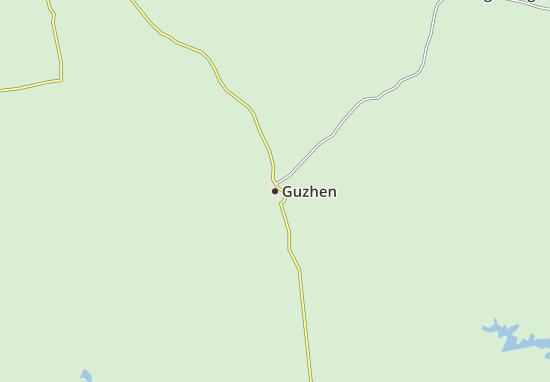 Mappe-Piantine Guzhen