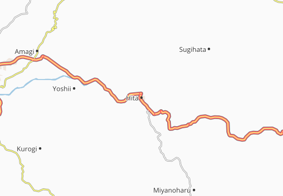Hita Map