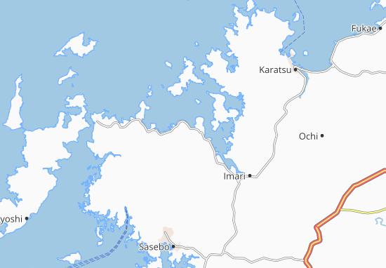 Imabuku Map