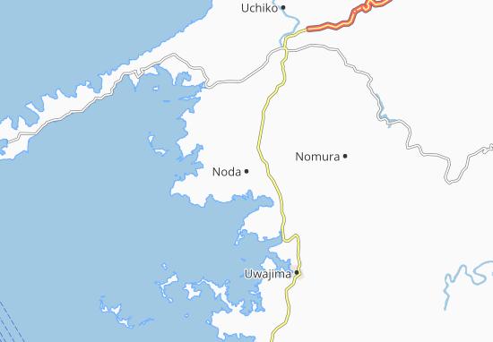 Noda Map