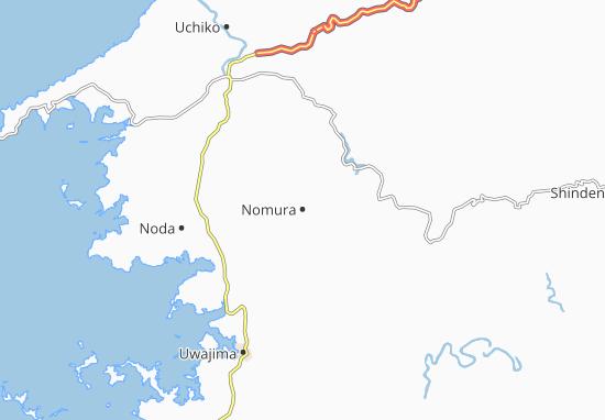 Mapas-Planos Nomura