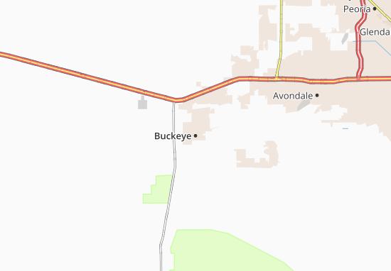 Buckeye Map